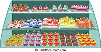 tienda dulce