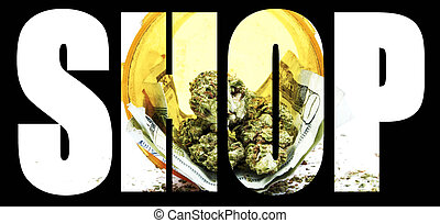 tienda, marijuana, cannabis