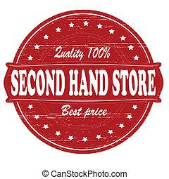 tienda, segunda mano