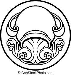 tierkreis, wassermann, zeichen, horoskop, astrologie