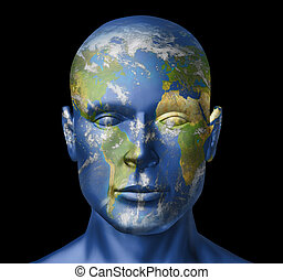 tierra, humano
