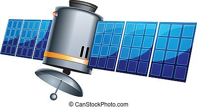 tierra, satélite