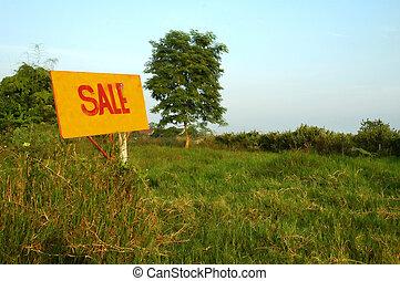 tierra, venta