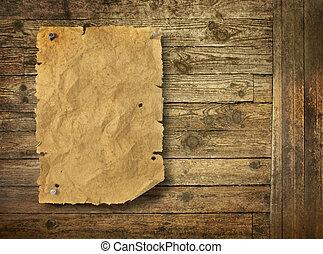 tierra virgen al oeste, estilo, madera, plano de fondo