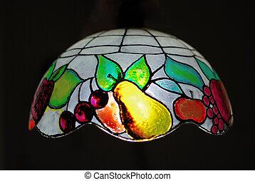 tiffany, lampe loft