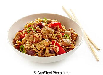 tigela, noodles