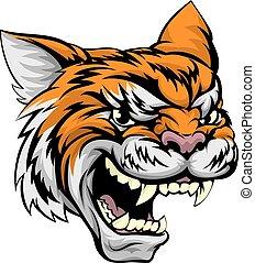 tiger, αθλητισμός , γουρλίτικο ζώο