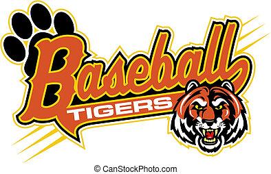 tiger, בייסבול