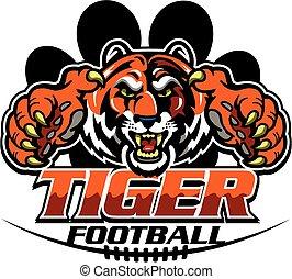 tiger, כדורגל