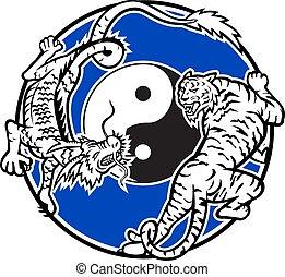 tiger-and-dragon-fighting-circ-mascot
