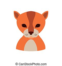 tiger animal cartoon