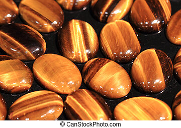 tiger eye minerals as very nice background