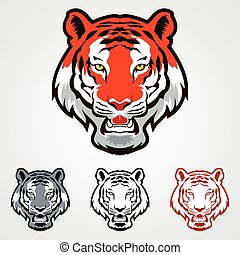 Tiger Icons