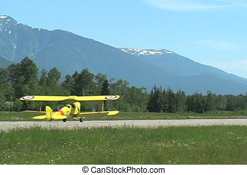 Tiger Moth Airplane