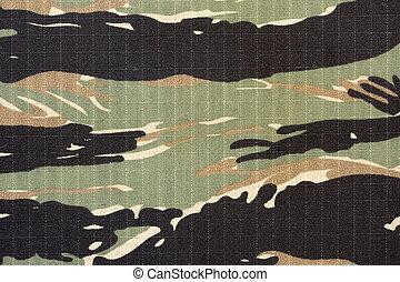 tiger stripe camouflage