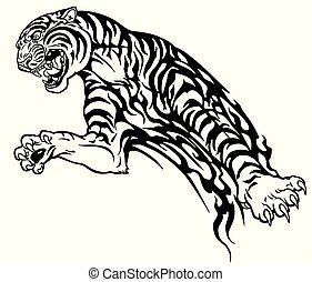 Dragon tattoo black white. Dragon tattoo black and white ...