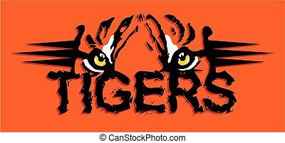 tigers design