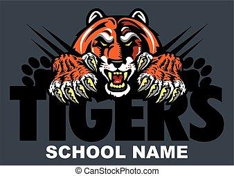 tigers team design