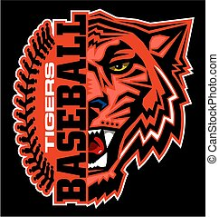 tigre, baseball