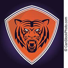 tigre, emblème