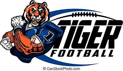 tigre, fútbol