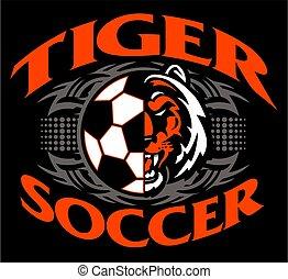 tigre, football