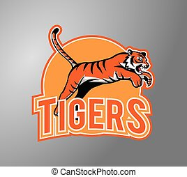 tigres, conception, illustration