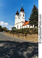 Tihany abbey (Hungary)