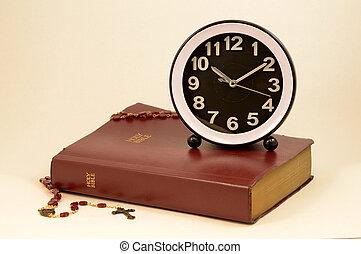 tijd, bijbel bestudering