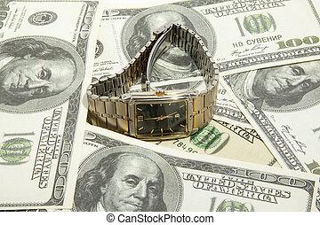 tijd, -, geld