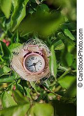 tijd, van, leven, tijd, van, hoop, familie tijd, tijd, van, terugkeren