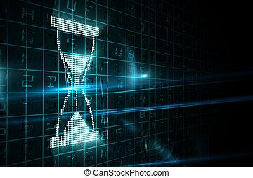 tijdopnemer, digitale