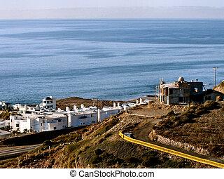 Tijuana Coastline