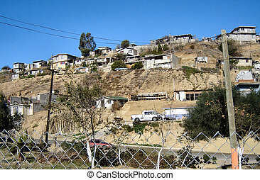 Tijuana Neighborhood
