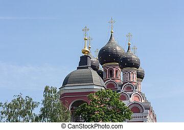 Tikhvin Church cupola