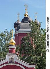 Tikhvin Church