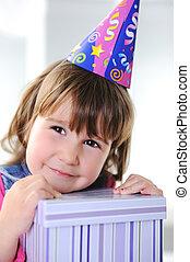 til lykke med fødselsdagen, til, you!, min, sweety, dearling