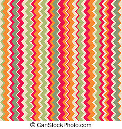 Tile chevron aztec vector pattern