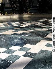 Tile floor 2