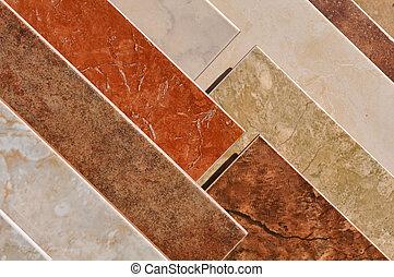 Tile Floor Sample