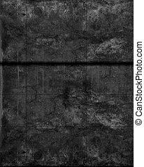 Tile - Some floor tiles in hallway