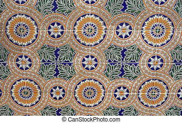 tile - Spanish stile tile