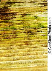 Tile roof - Background