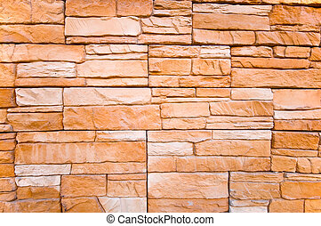 tile stone wall