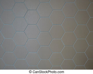 honeycomb tile texture useful as a background