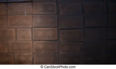 tile texture old night light effect background video - tile...