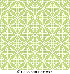 Tile vector green pattern