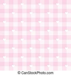 Tile vector pink background