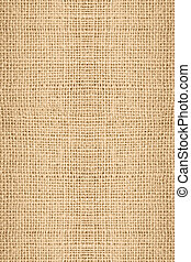 Tileable Burlap Texture - Stock image of Closeup of Burlap...