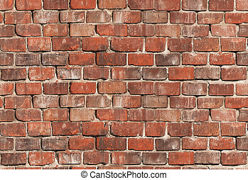 Tileable Old Brick Wall texture